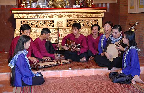 Art of Đờn ca tài tử music and song in southern Viet Nam - Photo: UNESCO