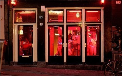 Vietnam Should Adopt Red-Light Districts