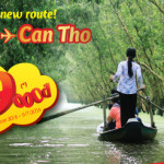 VietJetAir promotion flight from Can Tho to Danang just 99,000 dong