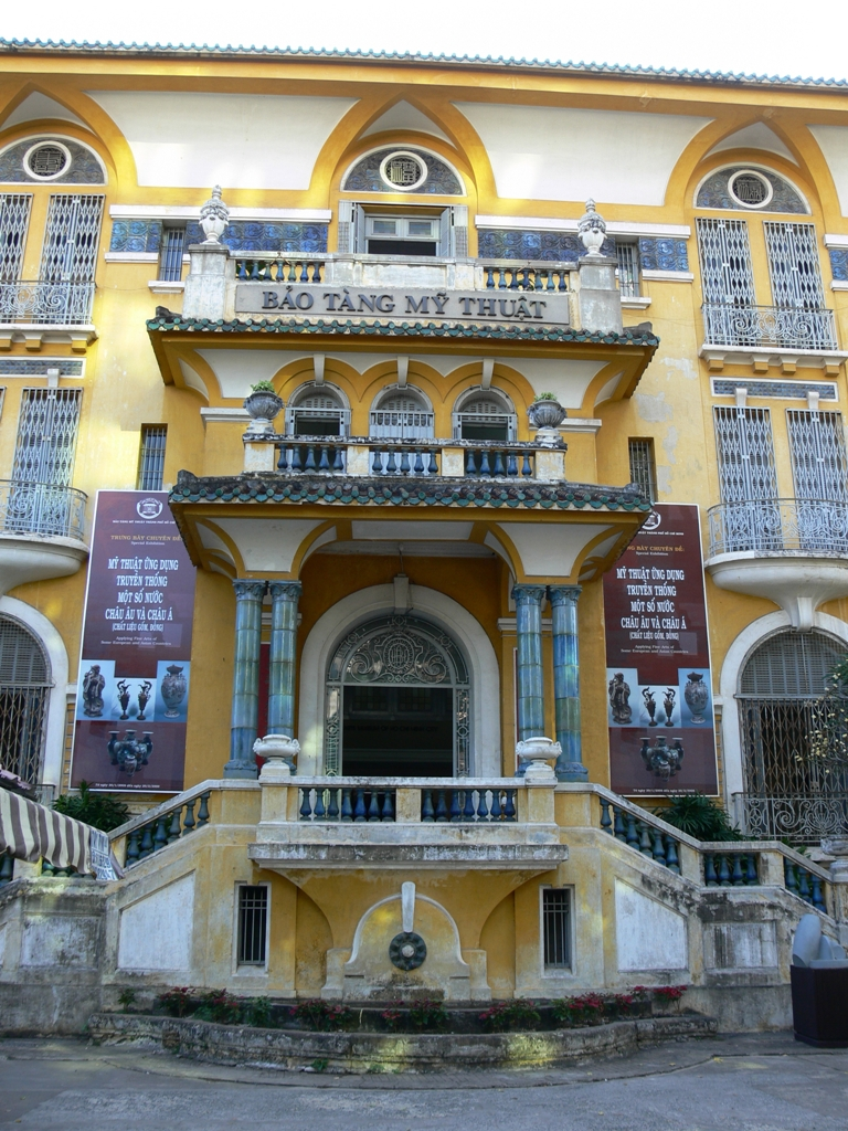 Fine Arts Museum in Ho Chi Minh City