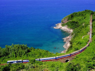 Hue to Danang (through Hai Van Pass): it may be the best train jouyney in Vietnam